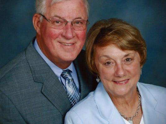 Anniversaries: Vasco Kirby & Mary Kirby
