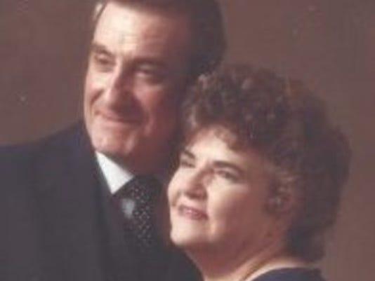 Anniversaries: George Matthews & Marguerite Matthews