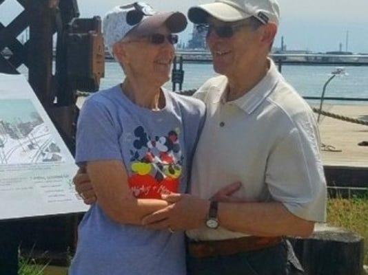 Anniversaries: Lorence Brown & Barbara Brown