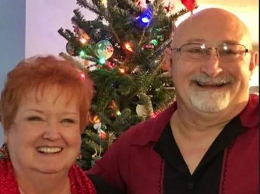 Anniversaries: Robert Laipply & Sandy Laipply