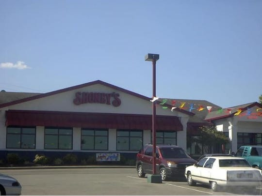 Medical offices and restaurant uses are eyed for property now occupied by Shoney's on Cane Ridge Road.
