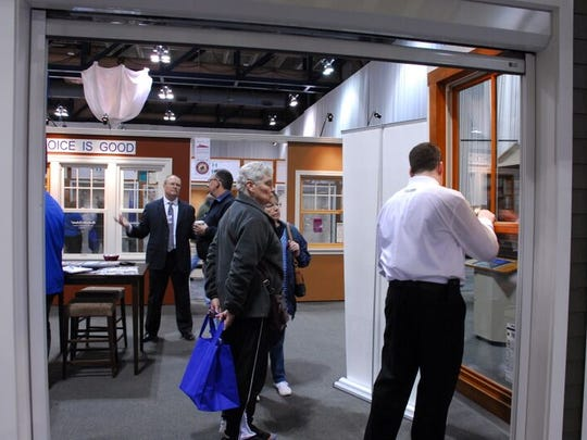 The Home Show is March 25 and 26 at the Rochester Riverside Convention Center.