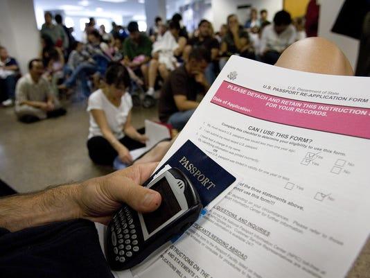 Bay Area Congressman Discusses Passport Backlog