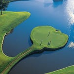 """According to Tyler Kupper with USA TODAY, Ponte Vedra's TPC Sawgrass has """"the hardest 18th hole in golf; it requires a perfect drive to a tough approach."""" With a golf history dating back to the installation of the first course in 1928, Ponte Vedra has become one of the great golf capitals of the Eastern United States."""