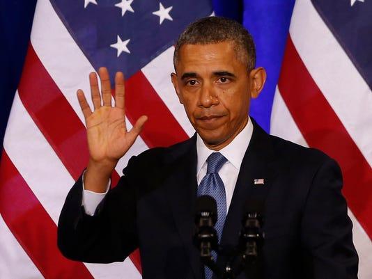 President Obama and NSA