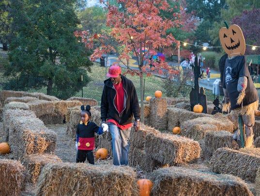 Halloween Louisville Zoo