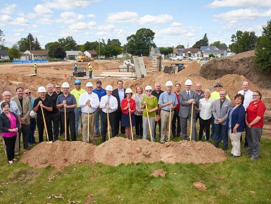 Shady Lane Breaks Ground On New Facility