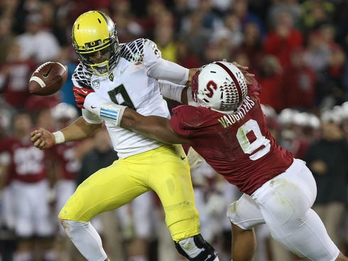 Stanford vs. Oregon