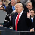 The text of President Trump's inaugural address
