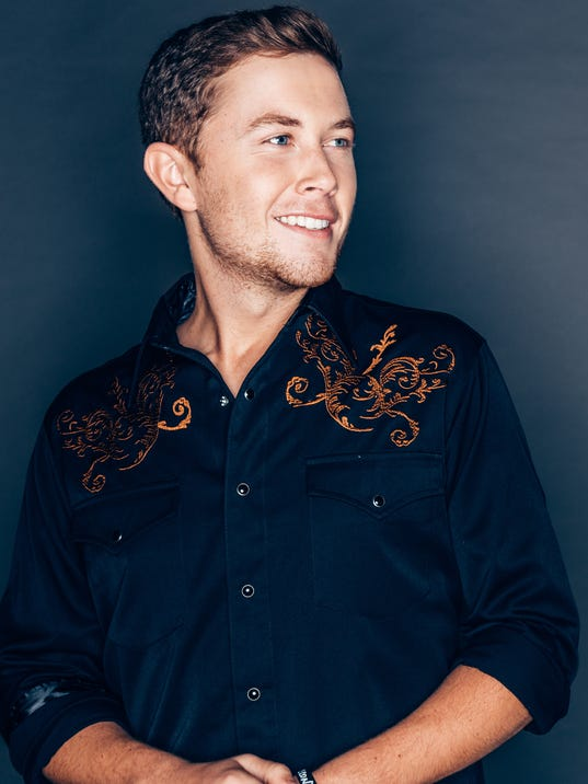 Scotty Mccreery Believes In Going Big And Going Home