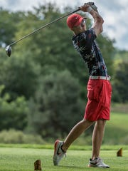 Matt Garland won the Calhoun County Amateur Golf Tournament at Binder Park Gold Course on Sunday.