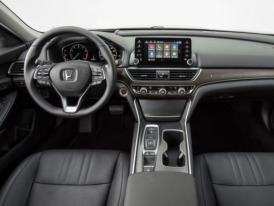 2018 Honda Accord Touring 2.0T