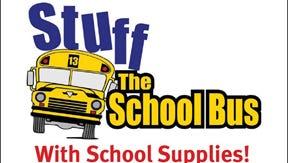 Stuff the School Bus logo
