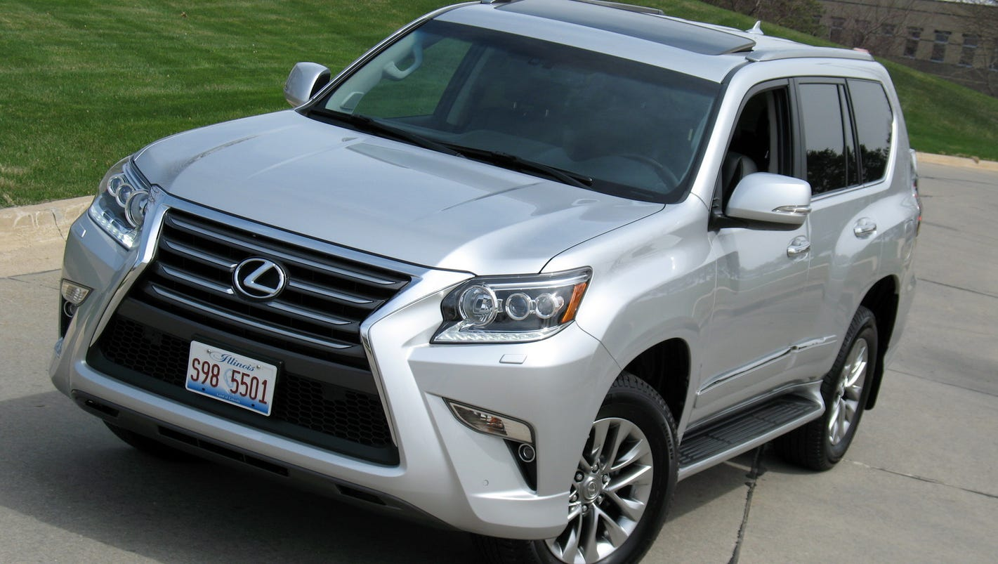 2017 lexus gx 460 suv is refined ready. Black Bedroom Furniture Sets. Home Design Ideas