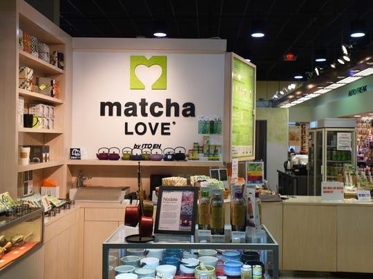 Matcha Love at Mitsuwa Marketplace in Edgewater.