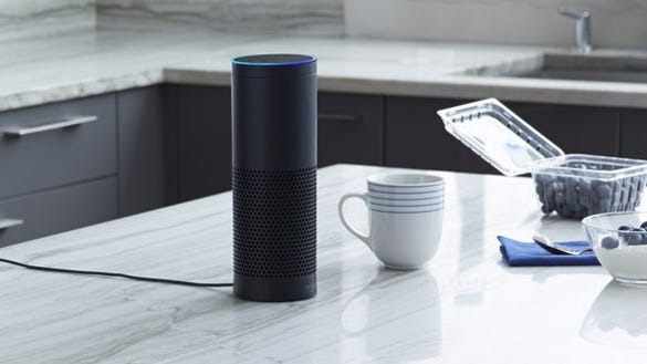 Amazon's Echo initially was released to the general