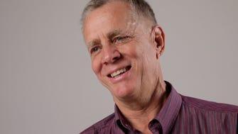 Scott Gronotte, living kidney donor.