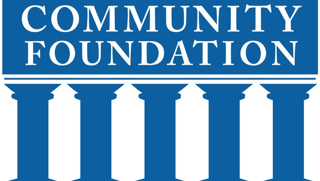The logo for the newly created Community Foundation of Rutherford County.