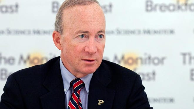 A reader takes issue with Mitch Daniels' policies when he served as Indiana governor from 2005-13.