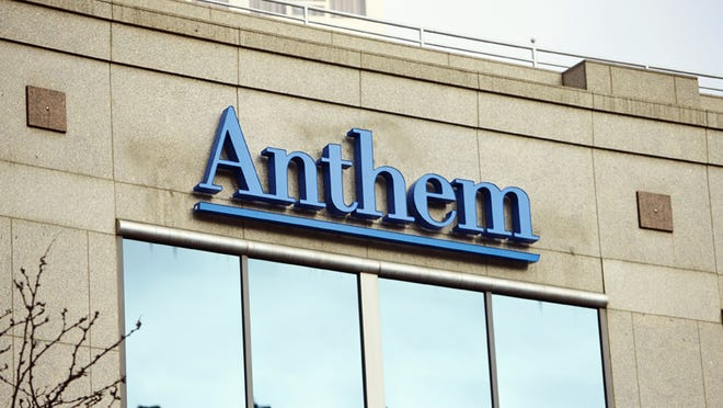 Anthem Inc. offices on Monument Circle.