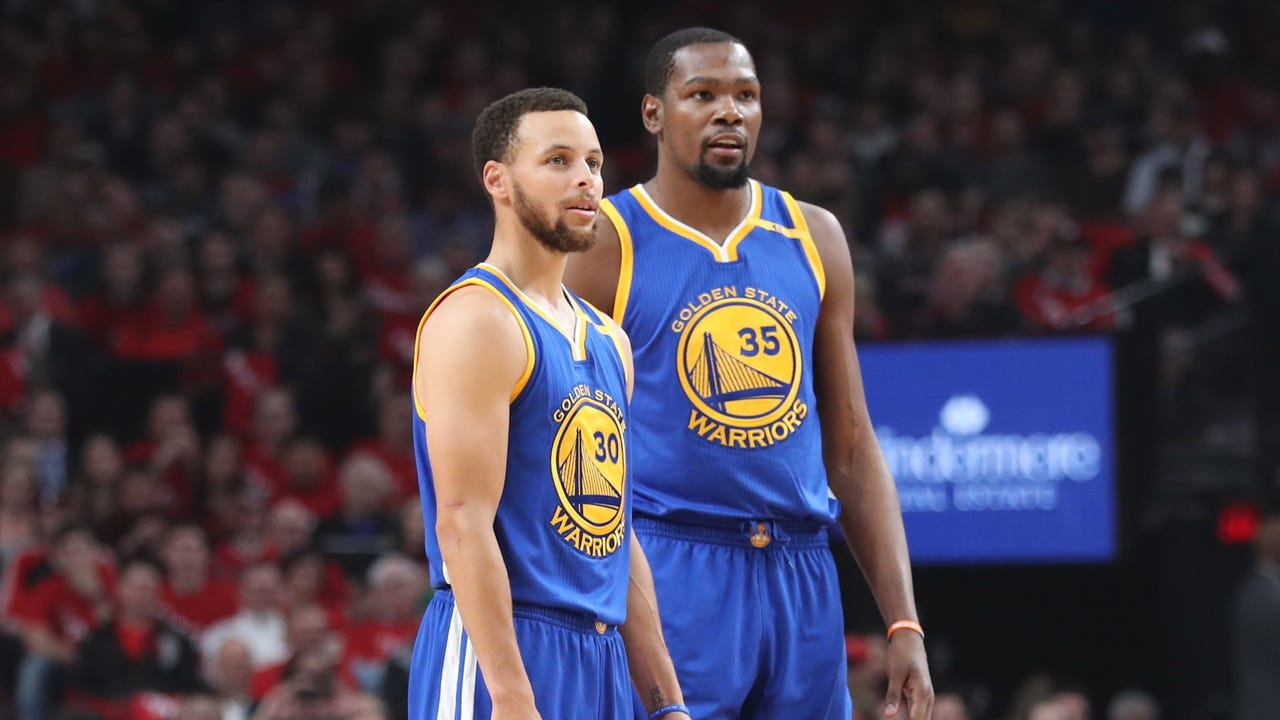 USA TODAY Sports' Sam Amick breaks down how the Warriors seem primed for revenge in this year's NBA Finals against the Cavaliers.