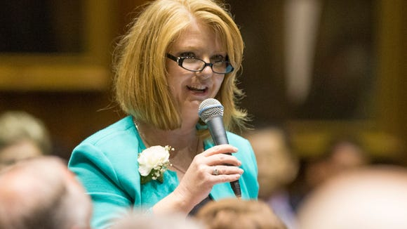 Arizona Rep. Heather Carter proposed tapping the $24 million the Legislature gave Gov. Doug Ducey to help high-performing schools to use for ... high-performing schools.