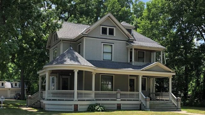 William C. Reeves built a mansion in Milan in 1899, next door to his brother-in-law, Charles Sill. For more than a century, Milan residents had no idea the families were hiding a murder in their family.