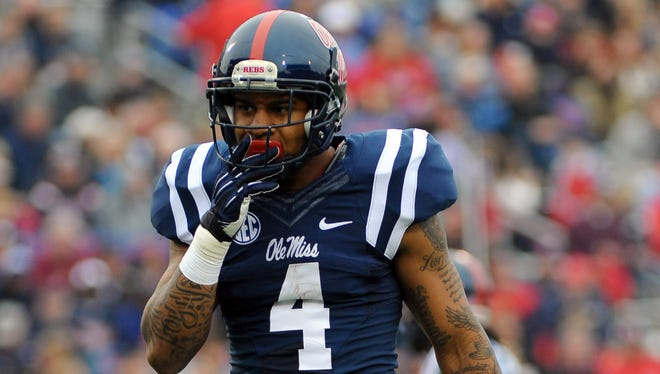 Ole Miss linebacker Denzel Nkemdiche has seen an improvement in his condition, according to a press release released by Ole Miss.