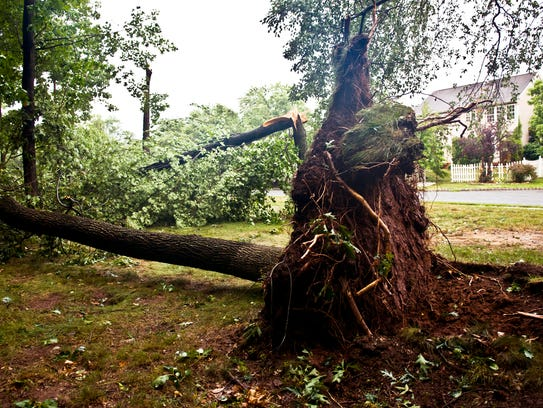 Update About 2 000 Still Without Power After Storms