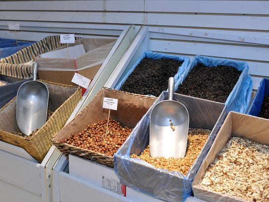 You'll find grains, seeds and more at AK Market, which