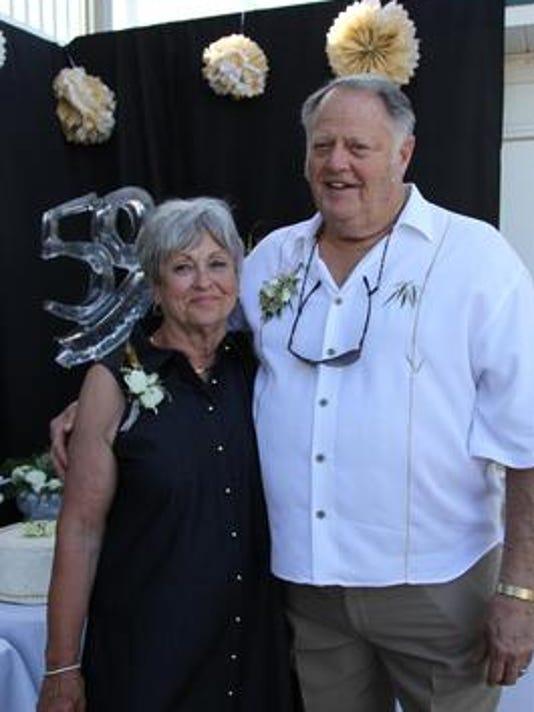 Anniversaries: Russell Bowman & Marcia Bowman