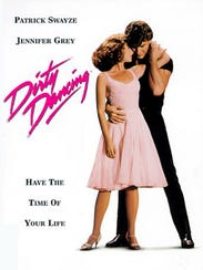 Jennifer Grey and Patrick Swayze star in the PG-13-rated