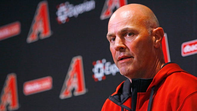 March 16 - Diamondbacks manager Kirk Gibson speaks about their upcoming trip to Australia.