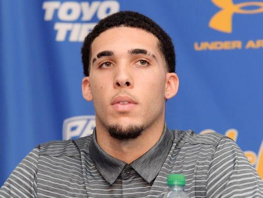 USP NCAA BASKETBALL: UCLA PRESS CONFERENCE S BKC USA CA