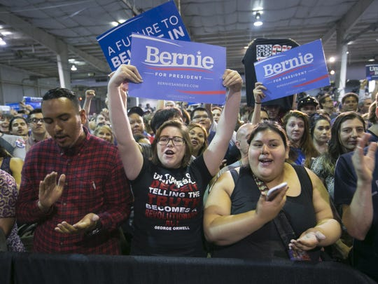 Bernie Sanders has tapped into Millennial enthusiasm,