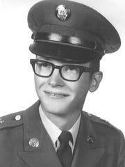 Gerald A. Gauthier, U.S. Army