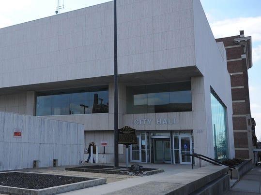 MAR Marion City Hall stock