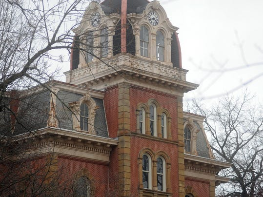 COS Coshocton County Courthouse stock 3
