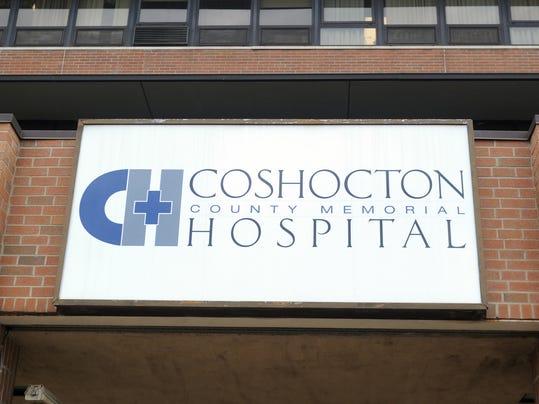 COS Coshocton Hospital stock 4.JPG