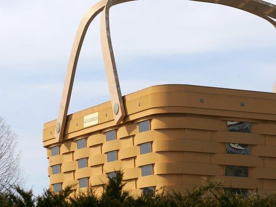 Cvsl chairman longaberger revenues 39 hit bottom 39 Longaberger basket building for sale