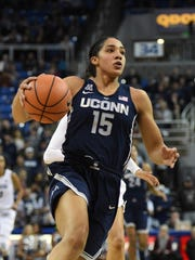 Reed grad Gabby Williams was drafted by the Chicago