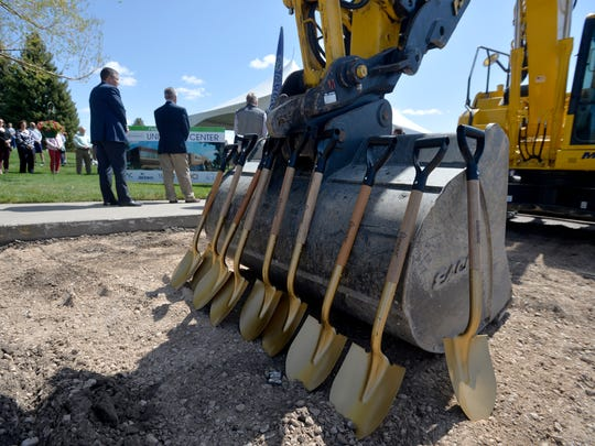 The University of Providence held a ground breaking last year for its new University Center. On Friday, it announced the closure of 11 academic programs.