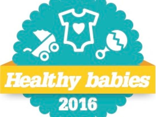 Healthy babies 2016