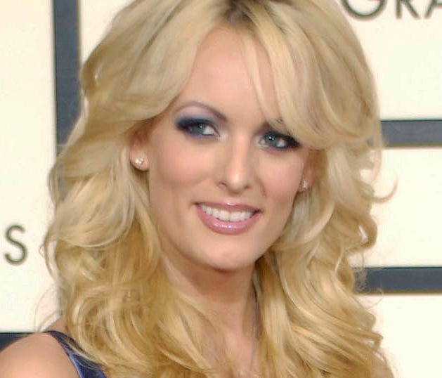 Stormy Daniels -- The former porn star reportedly had an affair with Trump after meeting him at a celebrity golf tournament in 2006. Daniels has sued to break an agreement that keeps her from telling her side of the story.