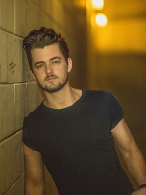 Chase Bryant will perform with Brad Paisley at the Giant Center in Hershey on Friday, Feb. 17.