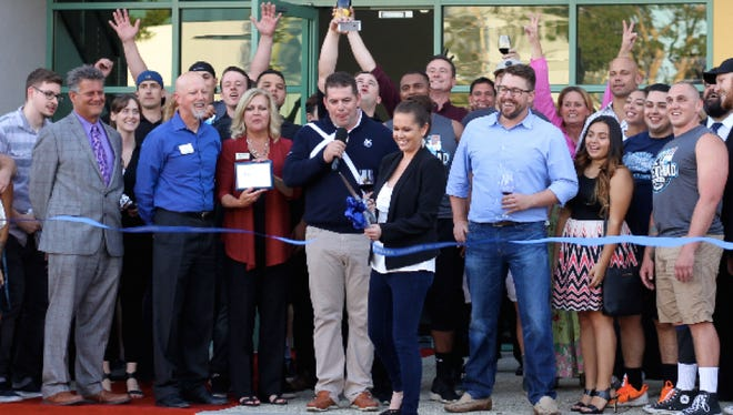 Meathead Movers opens its state-of-the-art storage facility in Oxnard at 1401 Maulhardt Ave.