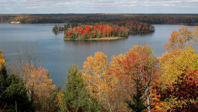 Highbanks Trail, Oscoda. 7-mile, one-way trail offering tremendous views of AuSable River.