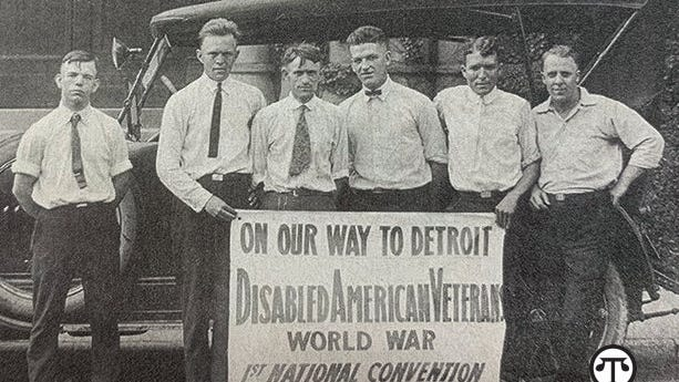 From WWI through today, America's veterans get help, advice and support from DAV and you can be part of the solution.