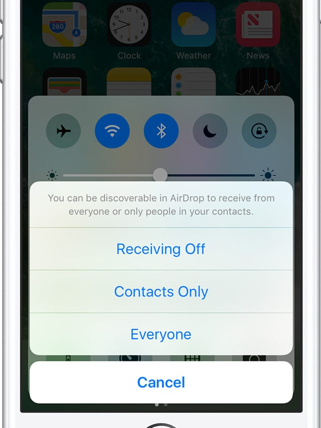 Apple's AirDrop lets creeps 'cyber flash' users: How to stop it