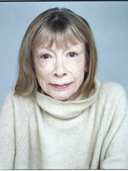 Author Joan Didion.
